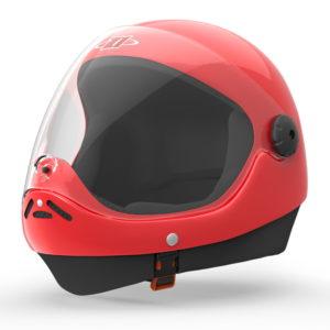 casque-Z1-parasport-rouge